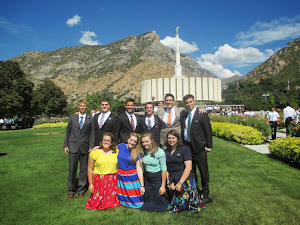 Elder McRae's MTC District