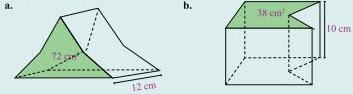 Soal Matematika SD Kelas 6 - Volume Prisma Tegak Segitiga