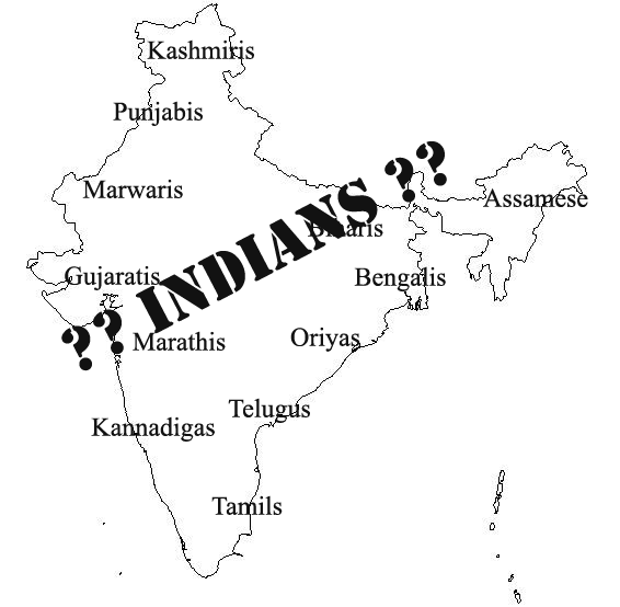 Linguistic States of India polity for appsc group 1 upsc ias notes material
