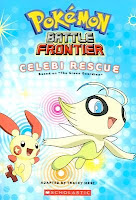 bookcover of Pokémon:CELEBI RESCUE