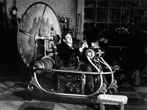 La maquina del tiempo del doctor Quintana (cuento)