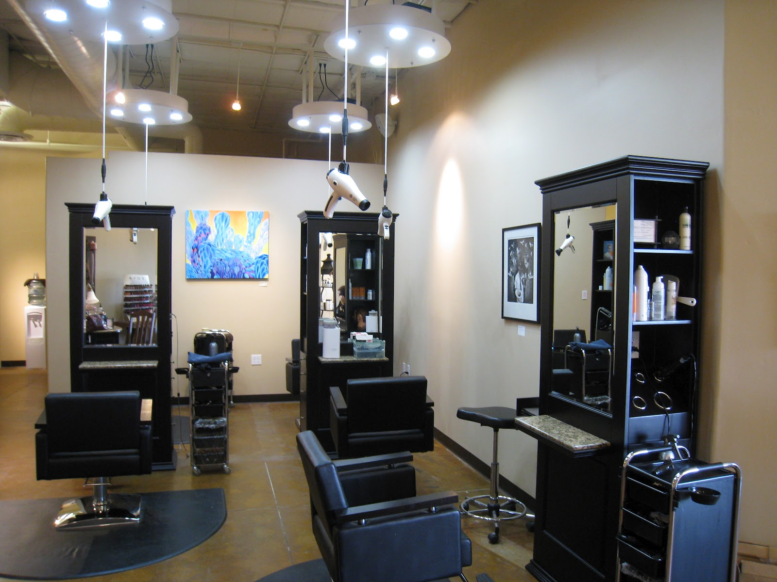 Hair Salons In : Benefits Of Beauty Salon Health Zine