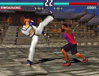 Free Download Games Tekken 3 Full Version For PC