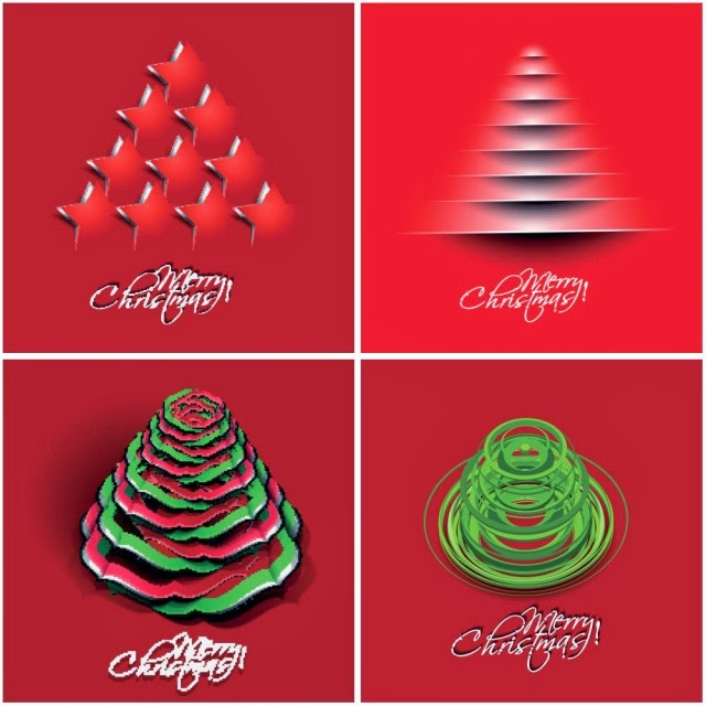 Casalangels Christmas Greeting Card Design Pictures