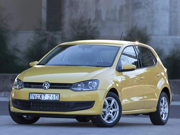 Llegan las primeras unidades del nuevo Volkswagen Polo 2013