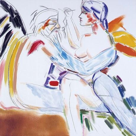 R b kitaj archivo de nuevos artistas - Busco trabajo de pintor en madrid ...