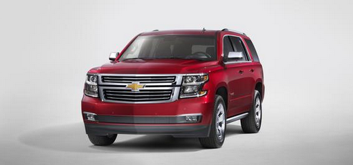 2016 Chevy Tahoe