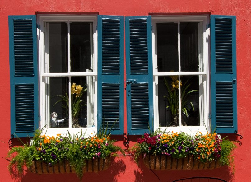 Okiennice - Pintura para fachada ...