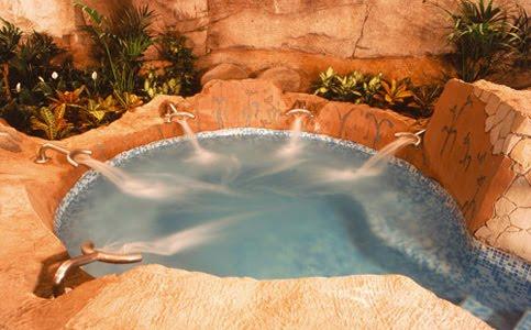 Spas balnearios acquaplaya hotel senator barcelona - Aguas de barcelona spa ...
