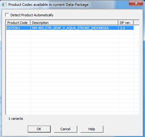 Pilih Code Product Nokia
