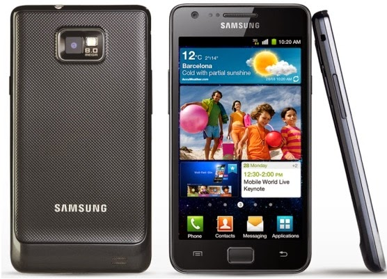 Official Android ICS 4.0 Update For Samsung Galaxy s2