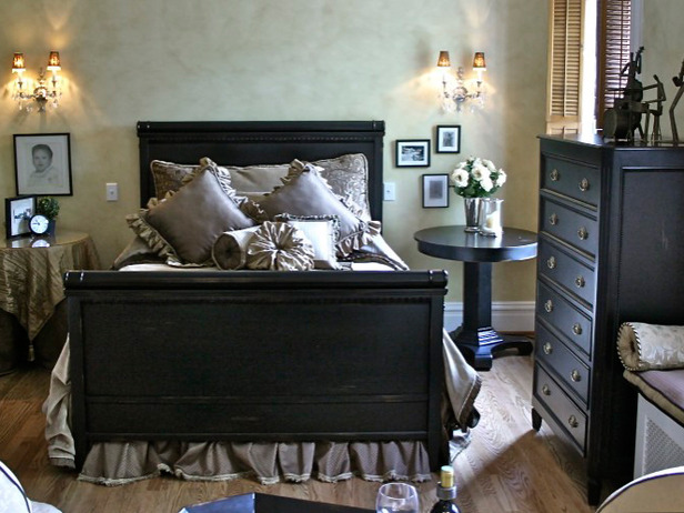 Substance of living romantic bedroom ideas part 1 Elegant master bedroom bedding
