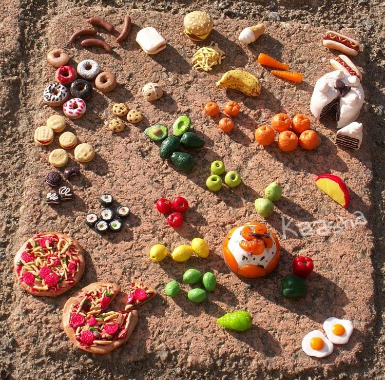 Các món ăn hấp dẫn từ đất sét