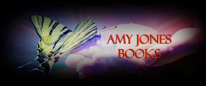 Amy Jones Books