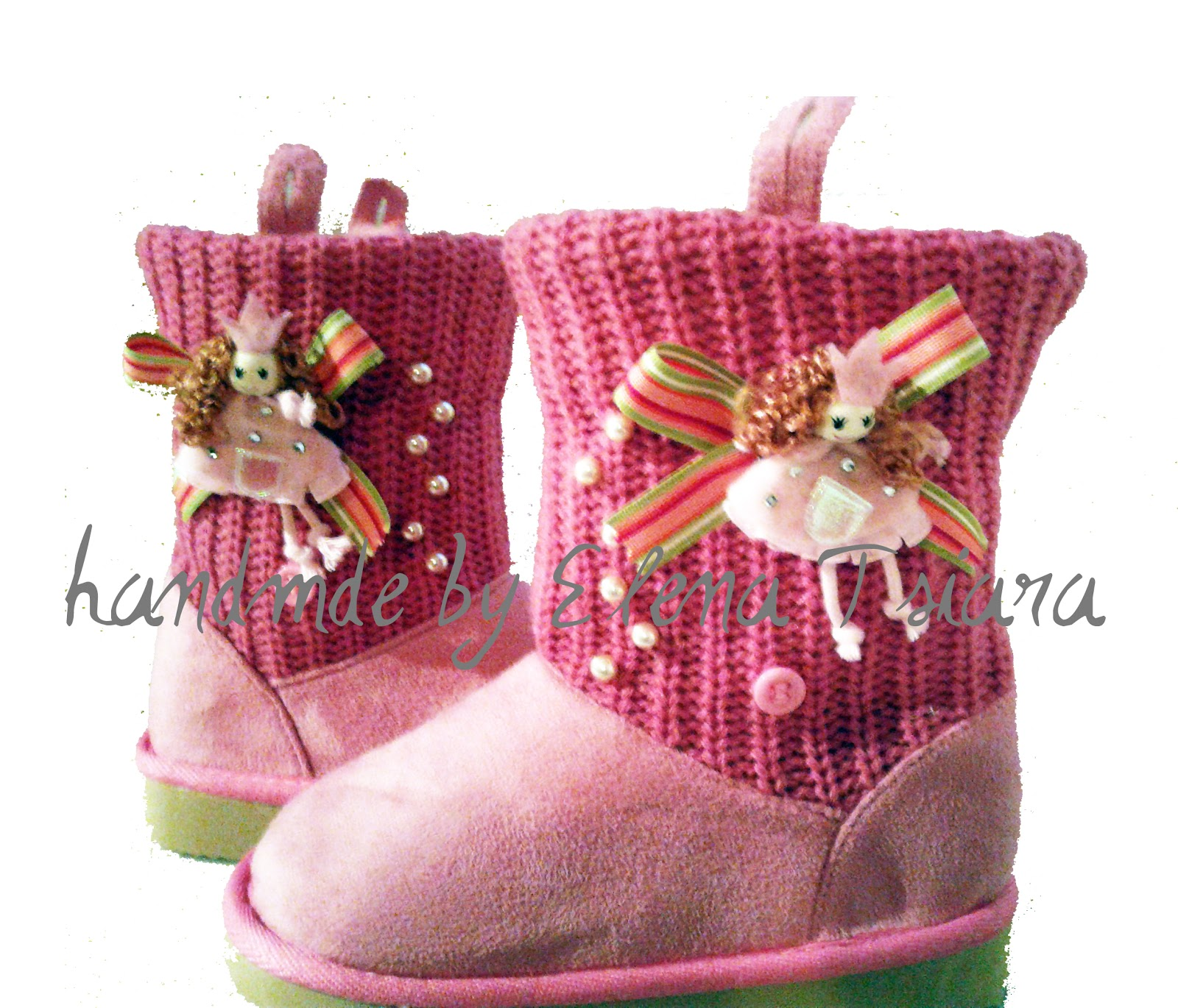 fbfa04f9cb elenas sandals  Παιδικές μπότες