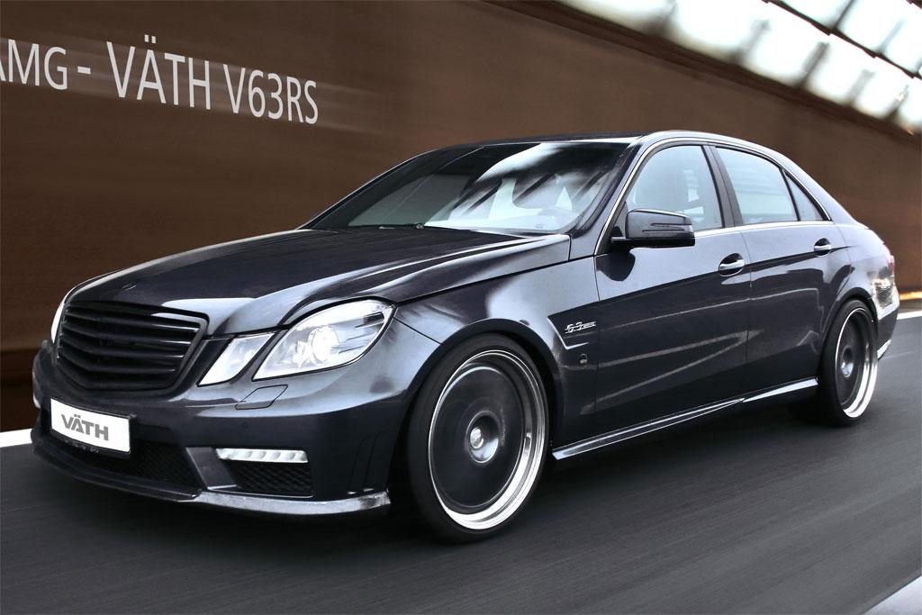 Mercedes Benz News Mercedes E63 Amg