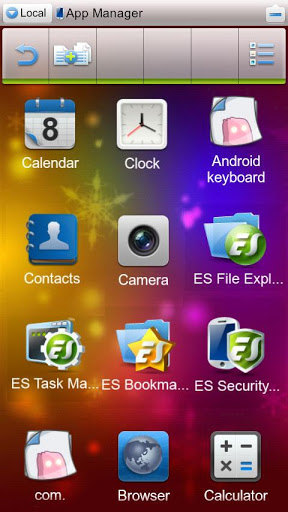 ES File Explorer File Manager v1.6.2.5 for Android