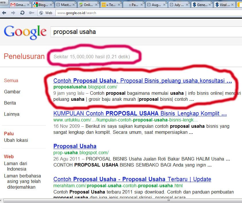 Contoh Proposal Usaha Contoh Proposal Bisnis Peluang Usaha /page/264