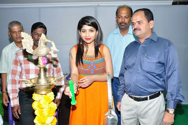 Beautiful Madhulagna Das Latest Photos In Lepakshi Crafts Festival Exhibition Launch