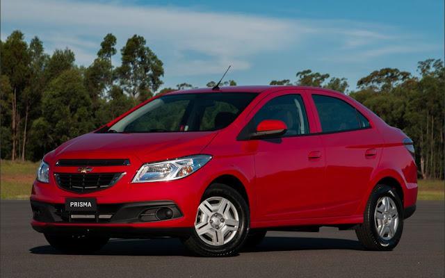 Chevrolet Prisma 2014 - LT 1.0