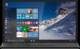 Daftar Spesifikasi Windows 10 untuk PC dan Laptop Minimal agar berjalan normal