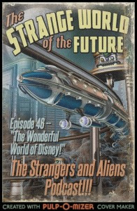 Cover showing a futuristic monorail