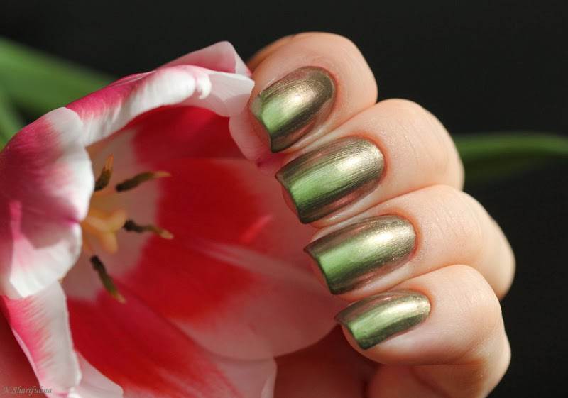 El Corazon Active Bio-gel Color Gel Polish Nail Party №423/625 Mojito