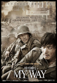 Movie about Koreans and Japanese in WW2