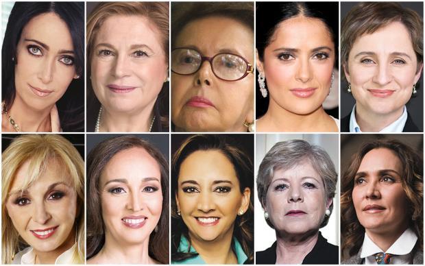 Las 10 mujeres más poderosas de México, según Forbes