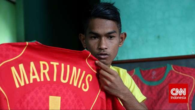 Martunis, anak Aceh direkrut klub Portugal