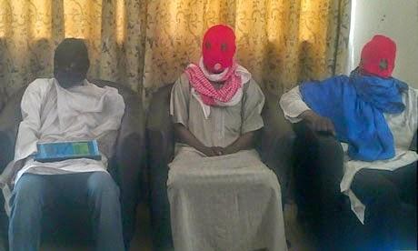 boko haram sponsors in military