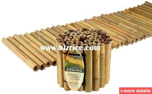 Bamboo Garden Edging7