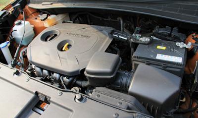Mesin Hyundai Tucson Gen2
