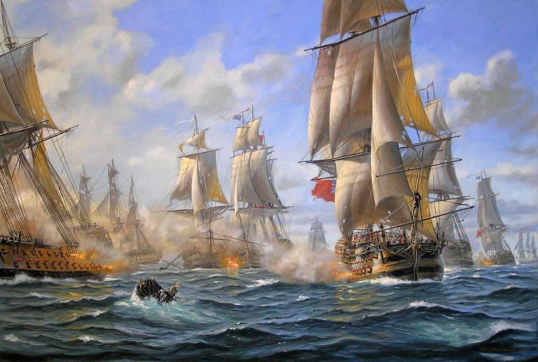 Paulines Pirates Amp Privateers April 2012