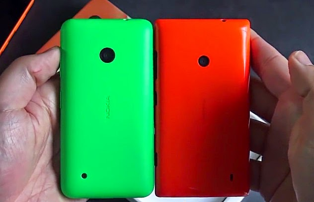 how to take the back off nokia lumia 530