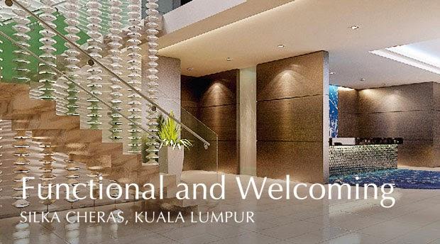 Silka cheras newest iconic landmark in cheras kuala for Design hotel cheras