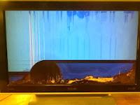 defecto en panatalla LCD