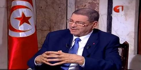 Habib Essid sur Al Wataniya