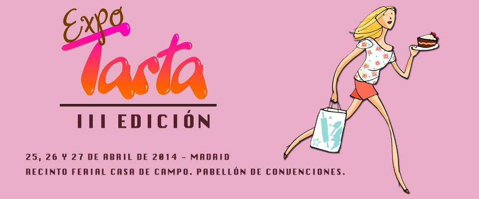 25 27 abr expotarta 2014 la feria de la pasteler a creativa don 39 t stop madrid - Recinto ferial casa de campo madrid ...