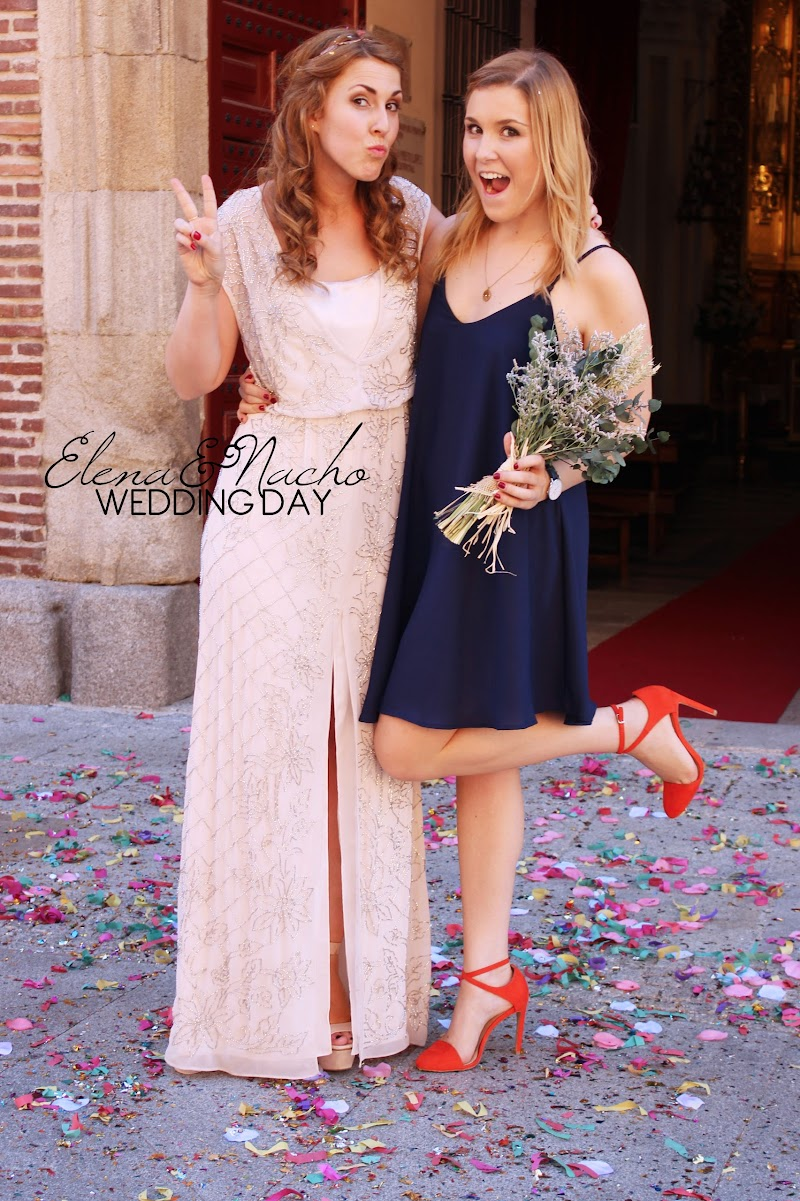 WEDDING | ELENA&NACHO  PART I