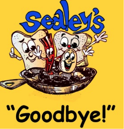 Sealey's Goodbye Logo