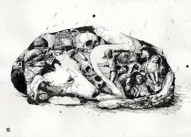 Doctor Ojiplático. Simon Prades. Ilustración | Illustration