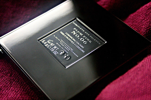 Burberry Complete Eye Palette in Plum Pink Reviews