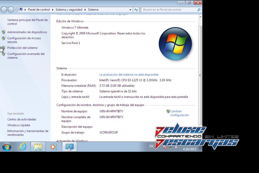 Windows 7 ultimate dutch 32 bit