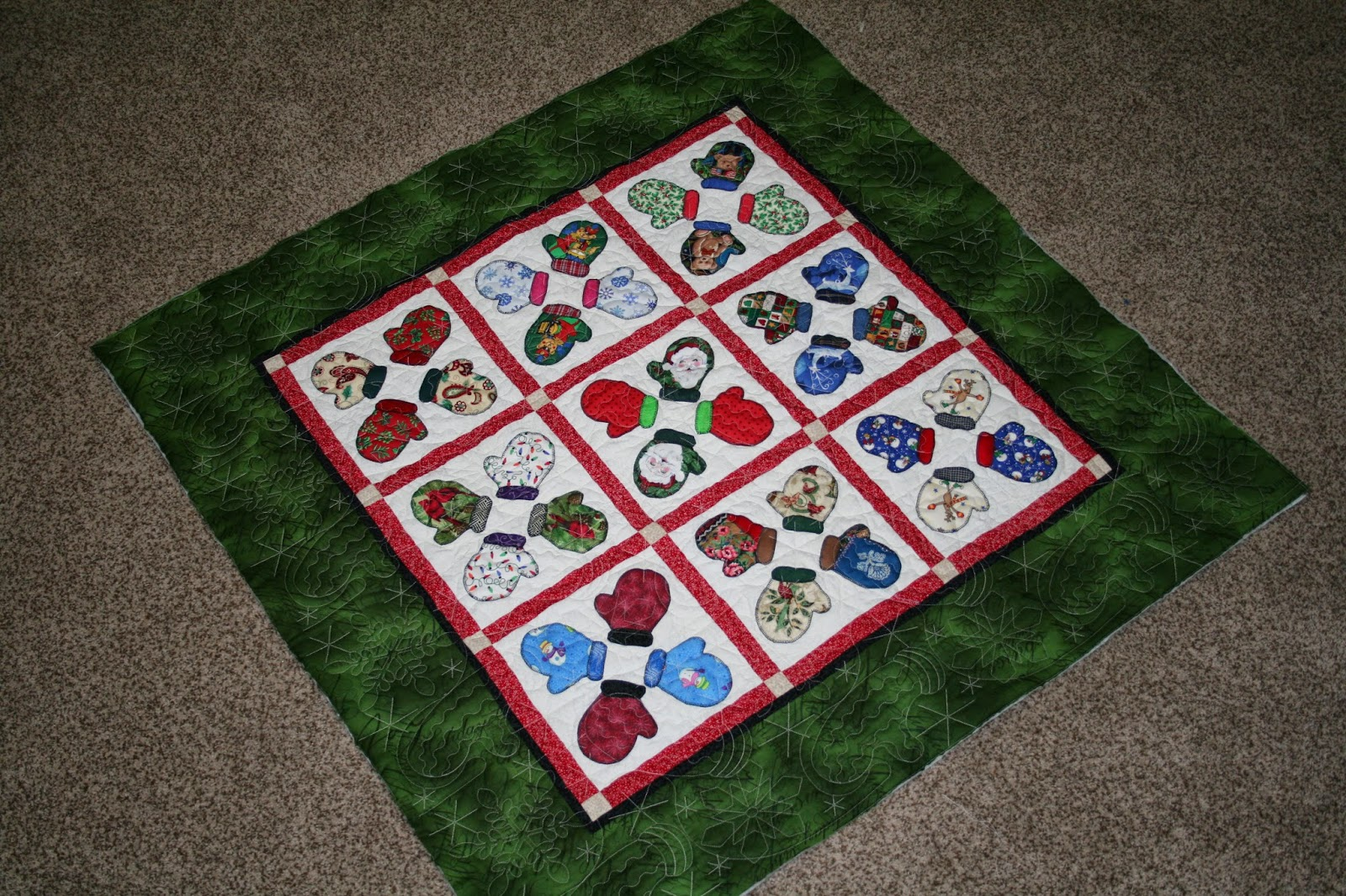Quilting Eye Candy