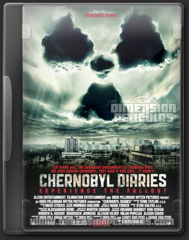 Chernobyl Diaries (BRRip HD Inglés Subtitulado) (2012)