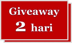 http://cakcholik.blogdetik.com/2014/01/21/giveaway-2-hari/