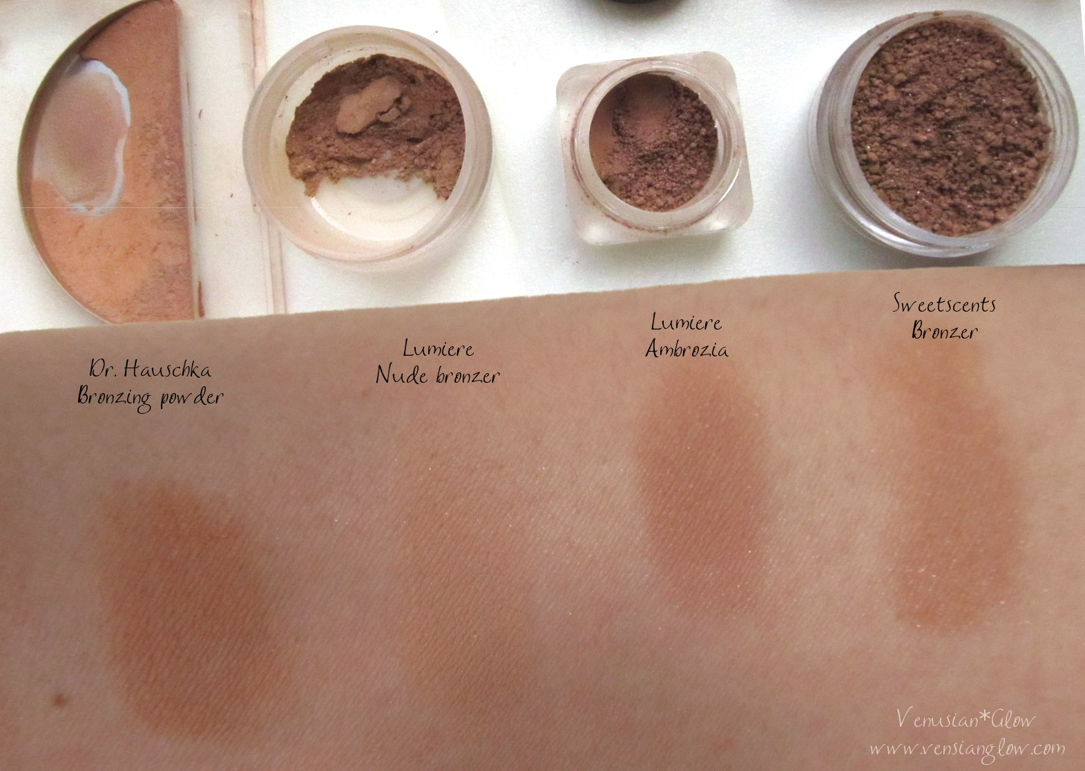 Makeup Basics: Bronzers  How To Choose And Use