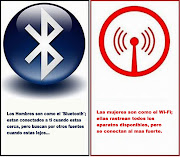 Hombres y mujeres WIFI y Bluetooth. Publicado por Fernando Sotomayor en 09: . (the real difference between men and women must read )