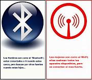 Hombres y mujeres WIFI y Bluetooth. Publicado por Fernando Sotomayor en 09: . (the real difference between men and women must read )